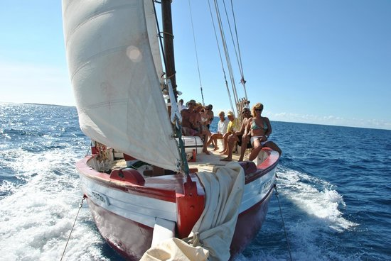 Tradition Sailing Charters: Tradition