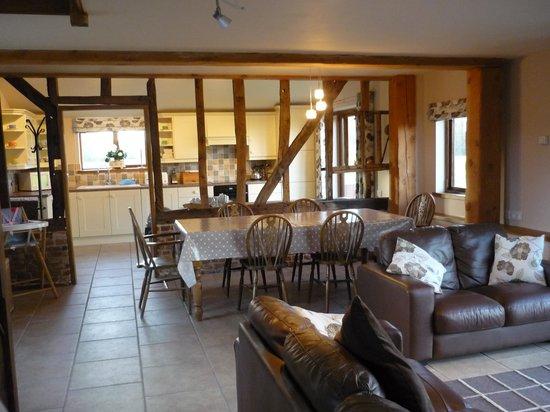 Old Hall Farm Cottages: Henrys Barn