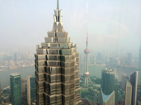 Park Hyatt Shanghai: View from room