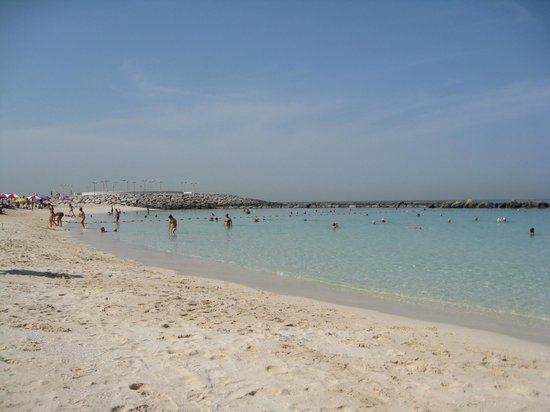 Cosmopolitan Hotel Dubai : пляж