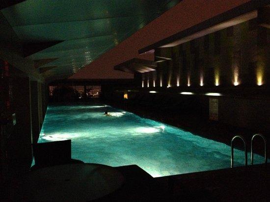 PARKROYAL Serviced Suites Kuala Lumpur : Rooftop Pool
