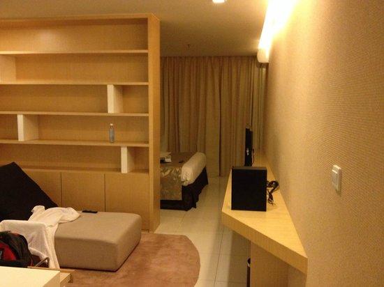 PARKROYAL Serviced Suites Kuala Lumpur : One-bedroom Suite