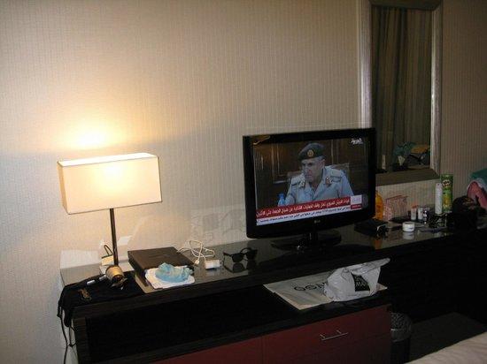 Cosmopolitan Hotel Dubai : в номере