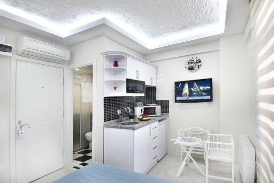 Lemon Residence: Standard room