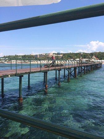 Turquoise Resort Hotel & Spa: Пирс