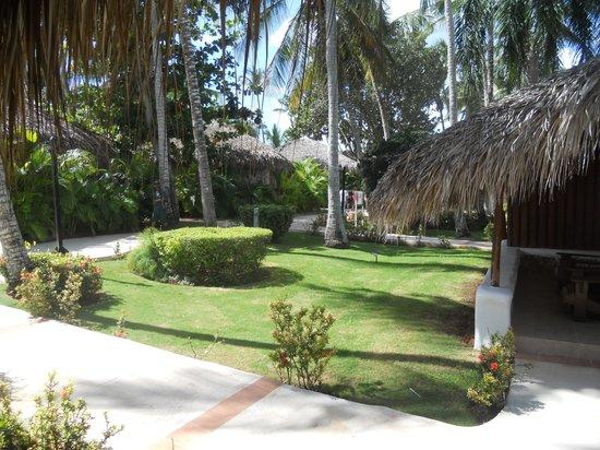 Viva Wyndham Dominicus Beach: I giardini del Viva Dominicus Beach