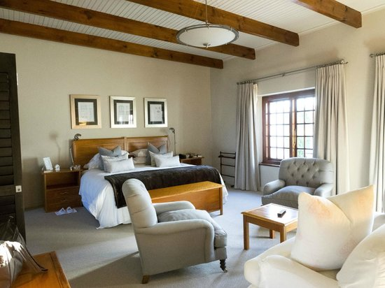 Steenberg Hotel: lounge
