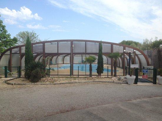 Inter-Hotel de la Plage : La piscine