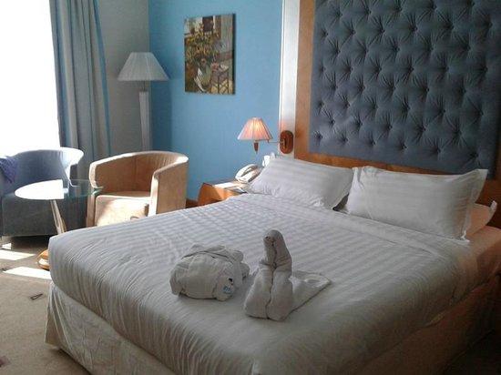 Marina Byblos Hotel: Nice room decoration