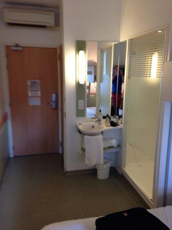 Hotel ibis budget Manchester Centre Pollard Street : Standard room