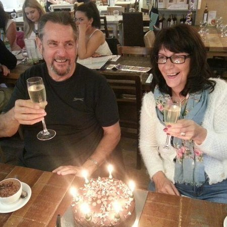 ASK Italian - Ashby de la Zouch: Anniversary Cake Fun @ ASK