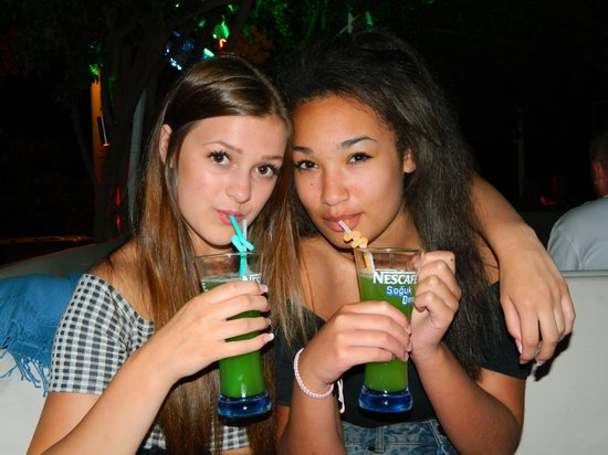 Mojito Bar Oludeniz: The Girls