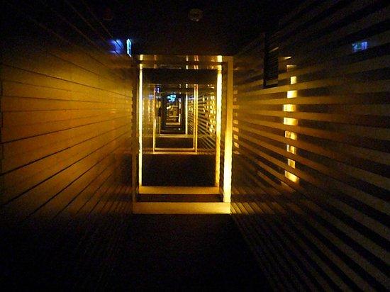VIP Grand Lisboa Hotel & Spa: Corredor dos quartos