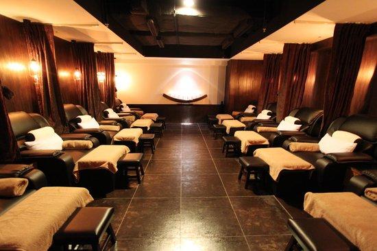 Comfort Sofa - billedet af Zen Massage Fod Zoneterapi-9496