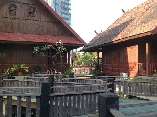 Hotel Pantai Gapura Makassar: appartementen van het hotel