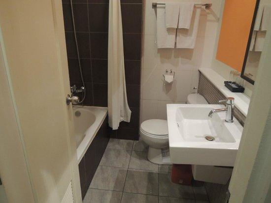 Hotel de Bangkok : I love bathtub