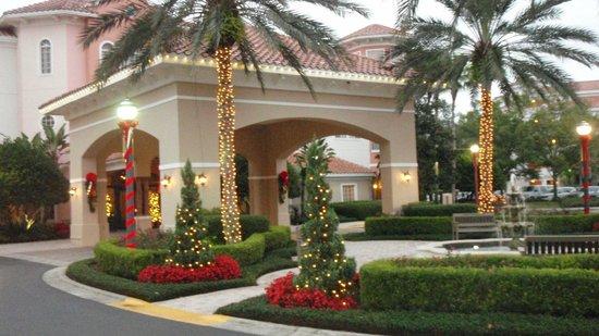 Marriott's Grande Vista : Reception