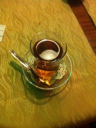 The White Man Restaurant: Tea