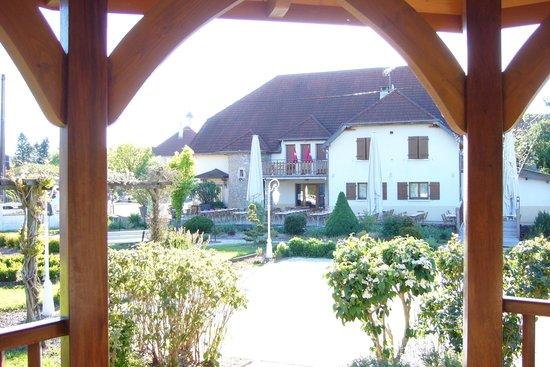 Auberge du Chateau de Vaite