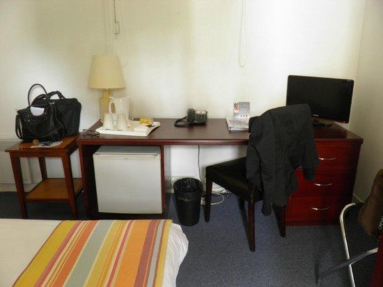 Hôtel Kerloc'h Gwen : chambre