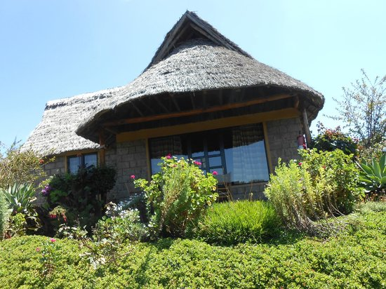 Rhino Watch Safari Lodge: Cottage