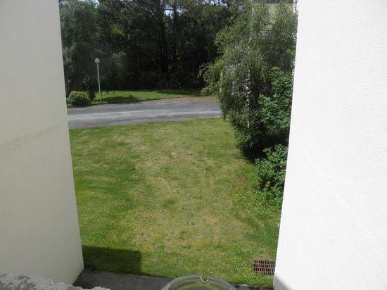 Hôtel Kerloc'h Gwen : vue du balcon