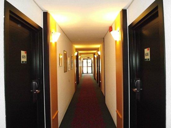 Ibis Milano Centro: on the sixth floor