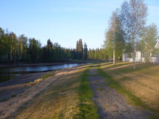 River's Edge Resort: river view