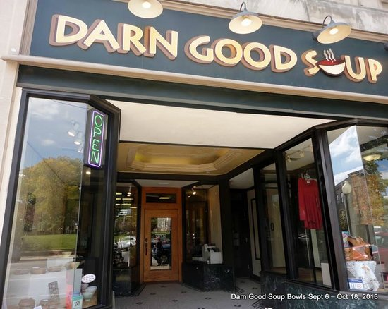 Darn Good Soup Bloomington Restaurant Reviews Phone Number