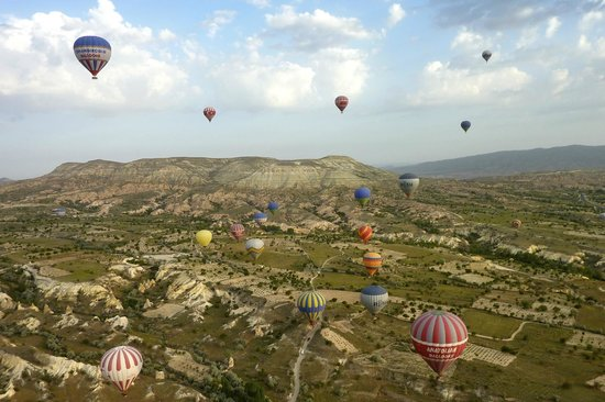 Butterfly Balloons: Amazing balloon ride!