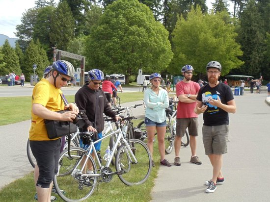 Cycle City Tours and Bike Rentals: Bike Tour