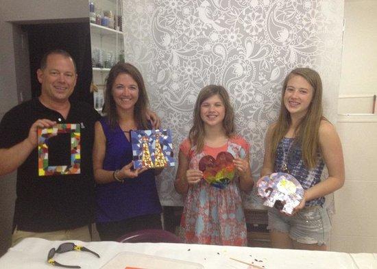 Mosaiccos: family activity- Aktivititäten für Familien Barcelona - actividades para niños en Barcelona