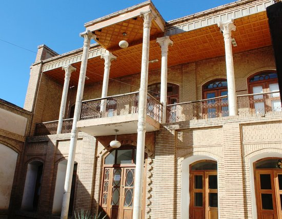 Sanandaj, Iran: Asef Mansion