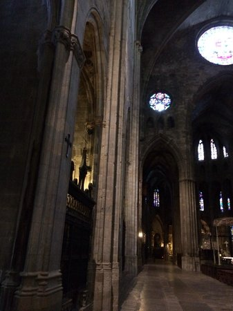 Girona Cathedral (Catedral): Май2014