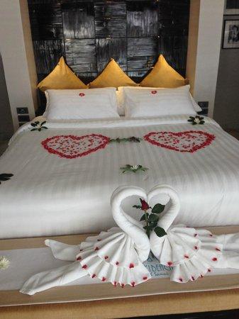 Nikki Beach Koh Samui: Room Decoration