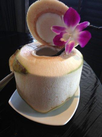 Nikki Beach Koh Samui: Welcome Beverage