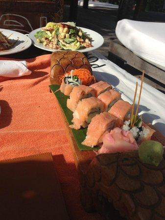 Nikki Beach Koh Samui: Sushi Selection
