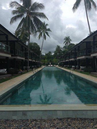 Nikki Beach Koh Samui: Hotel Area