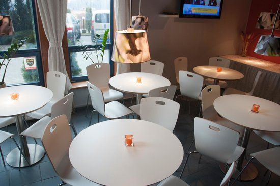 Nowa Panorama Hotel : CAFE