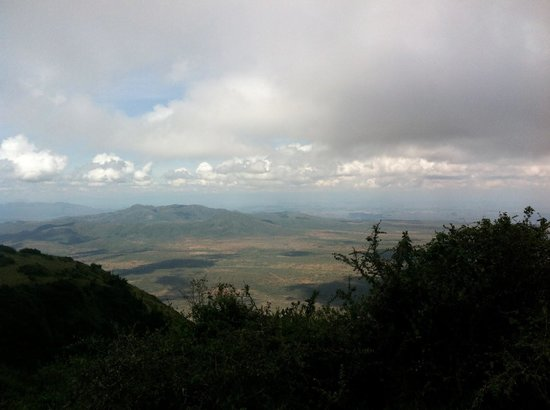 Ngong Hills: beauty to behold