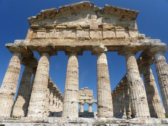 Templi Greci di Paestum: Temple of Athena