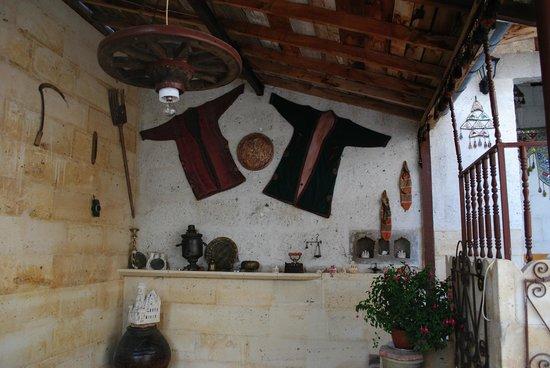 Anatolia Pension: cortile