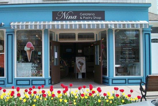 Nina Gelateria & Pastry Shop