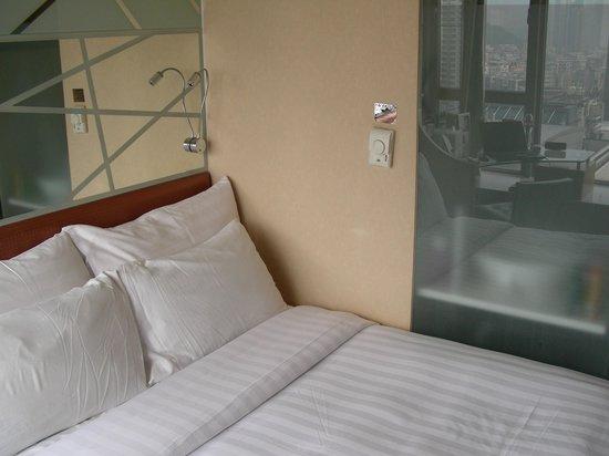 Dorsett Mongkok Hong Kong : La chambre