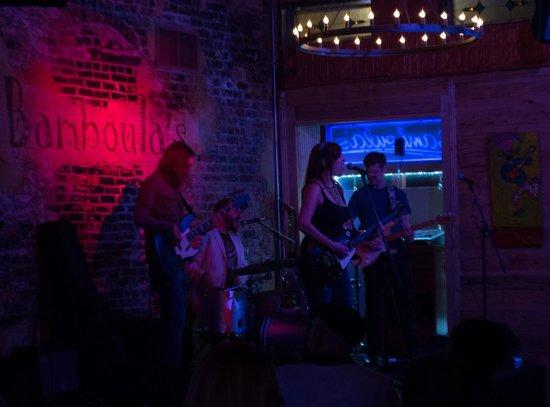 Bamboula's: Dana Abbott Band - oh yeah