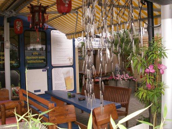 Martin's Thai Bistro: Schöner kann man nicht gastieren, oder ?