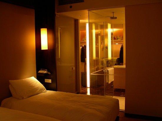 Grand Hyatt Guangzhou : La chambre