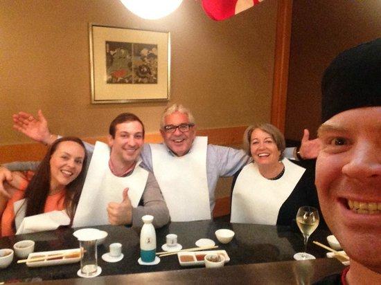 Kabuki Japanese Restaurant: Yummy