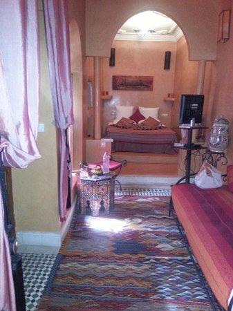 Riad Les Nuits de Marrakech: Suite Limouna