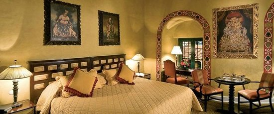 Belmond Hotel Monasterio : Room in January 2014